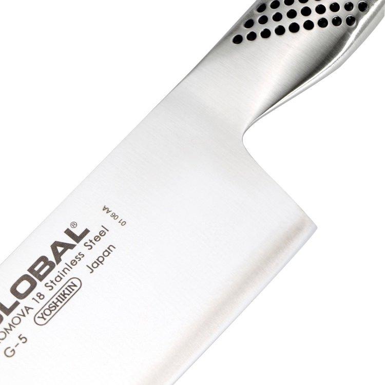 Global Nakiri Vegetable Knife 18cm G-5