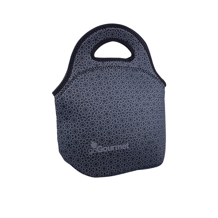 Go Gourmet Lunch Tote Geometric