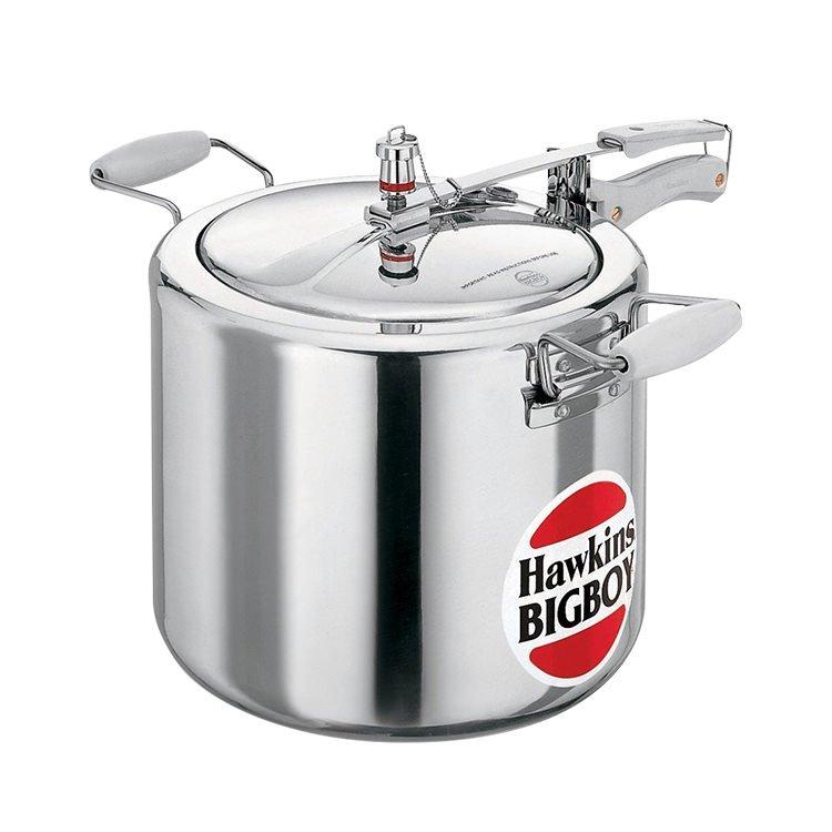 Hawkins Big Boy Aluminium Pressure Cooker 22L