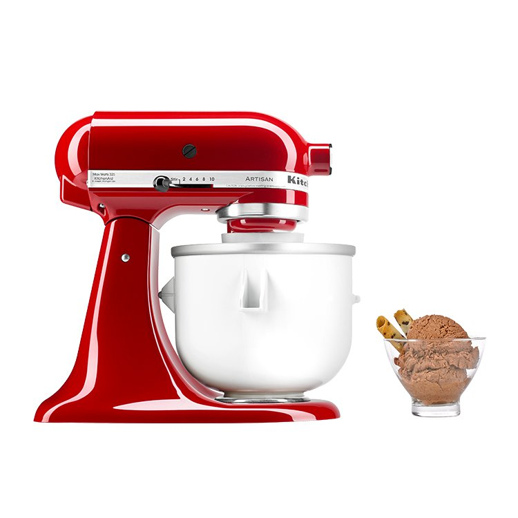 KitchenAid Ice Cream Bowl Attachment 1.9L
