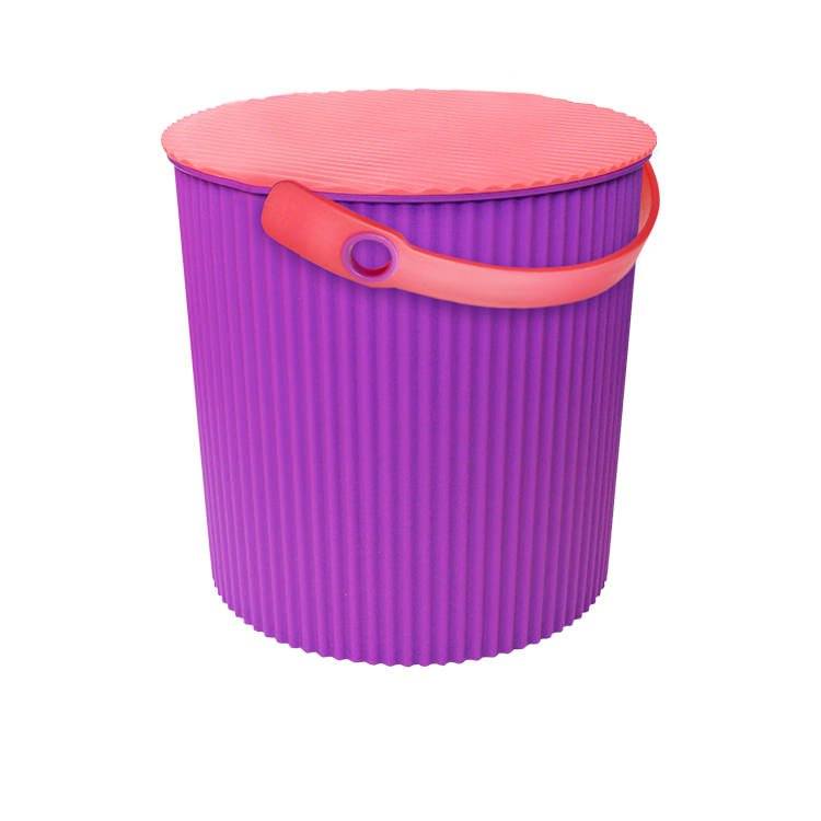 IconChef Trendi Binz Purple 10L