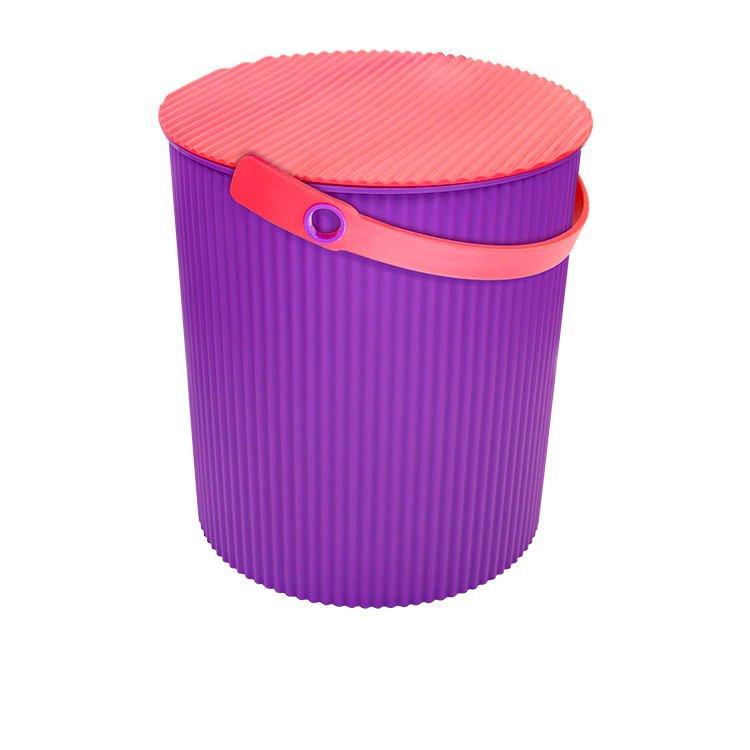 IconChef Trendi Binz Purple 20L