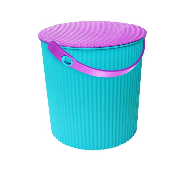 IconChef Trendi Binz Turquoise Blue 10L