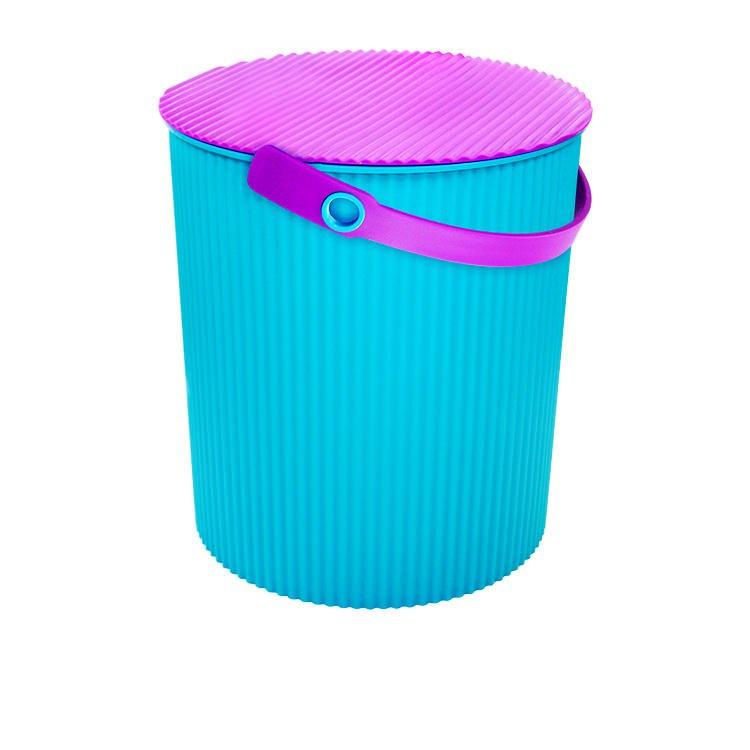 IconChef Trendi Binz Turquoise Blue 20L