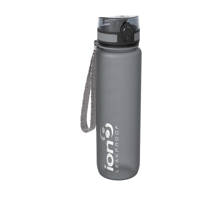 Ion8 Quench Water Bottle 1L Grey