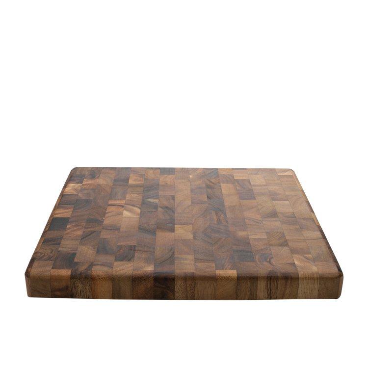Ironwood Charleston End Grain Chef's Board 35.5x35.5x3cm
