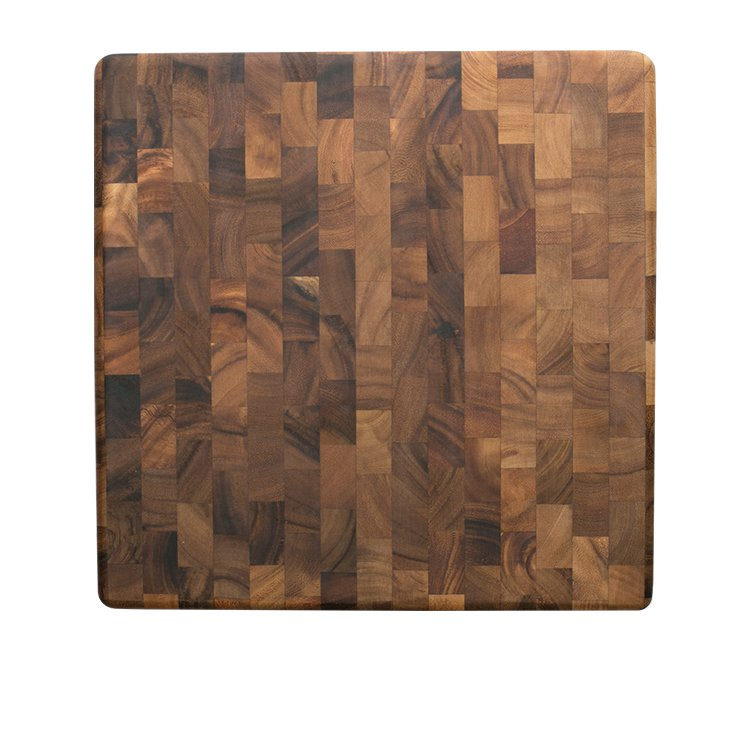 Ironwood Charleston End Grain Chef's Board 35.5x35.5x3cm