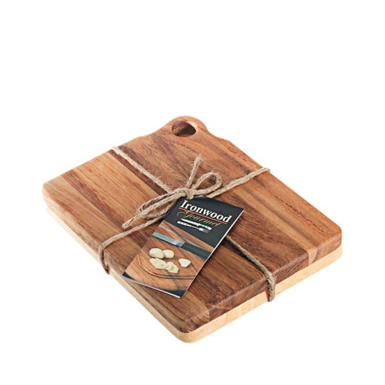 Ironwood Gourmet Mini Cutting Board Twin Pack 15x19.5cm