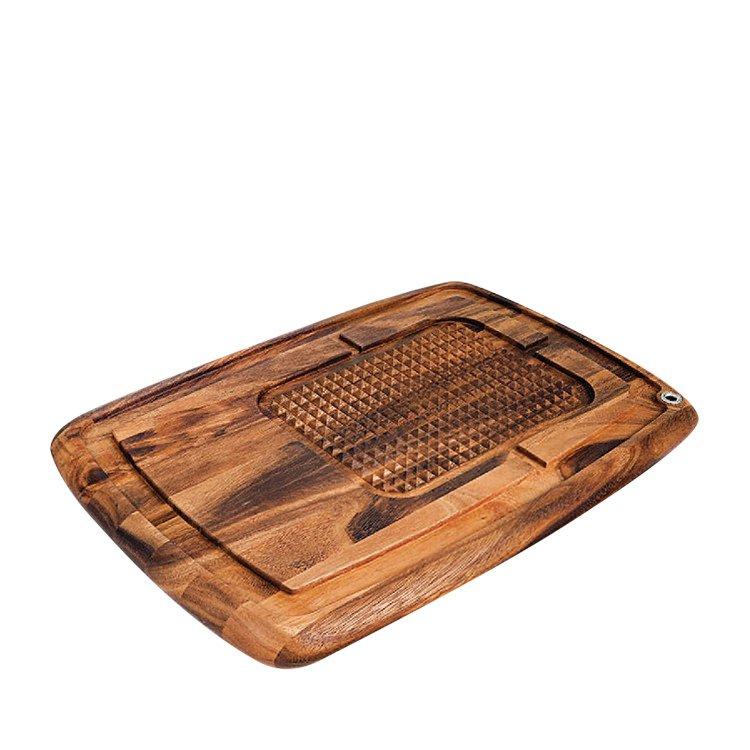 Ironwood Gourmet Pyramid Carving Board