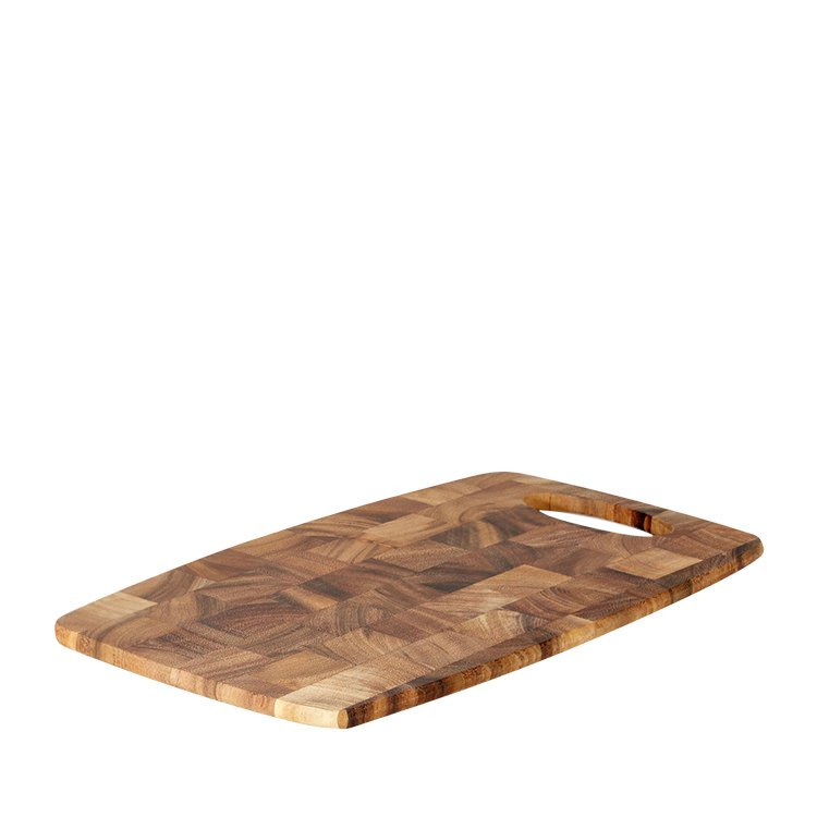 Ironwood Gourmet Thin-Edge End-Grain Bar Board 38x20x0.6cm