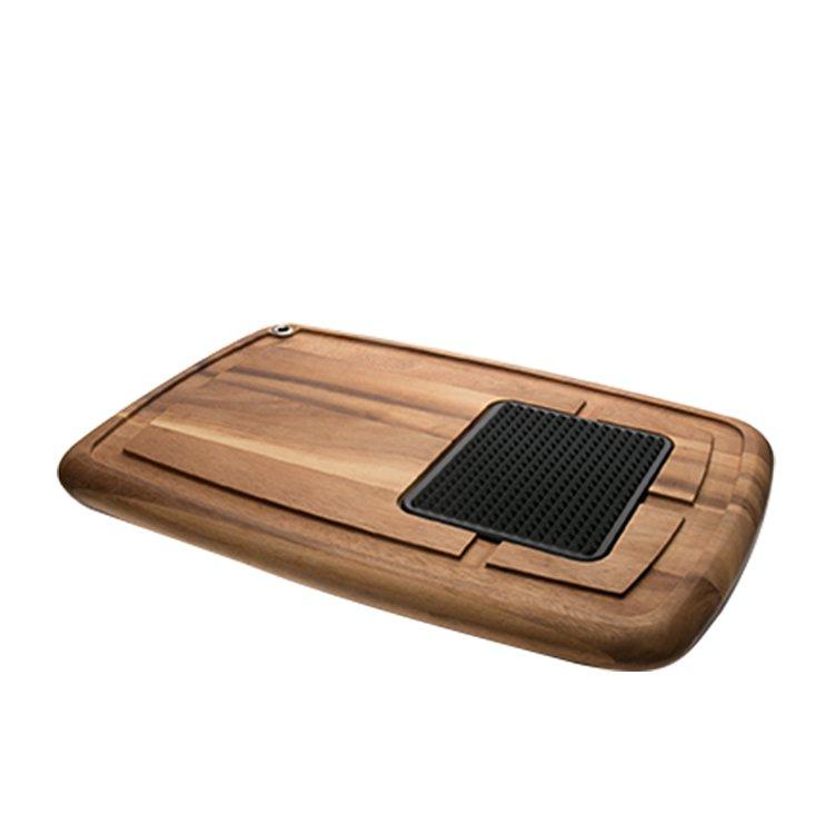 Ironwood Memphis Cutting Board w/ Insert 55x38x5cm