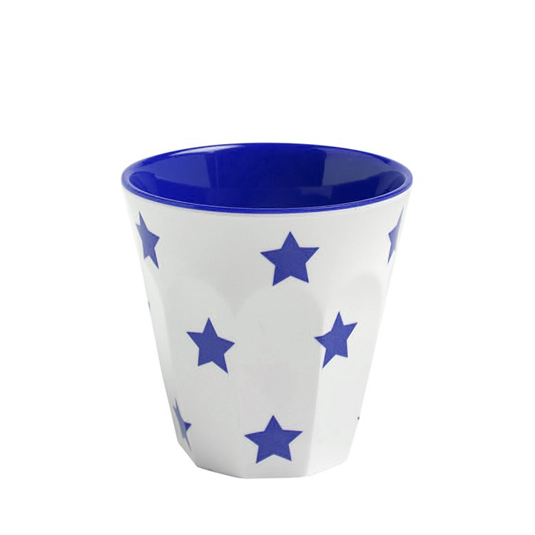 JAB Design Melamine Star Tumbler 300ml Navy