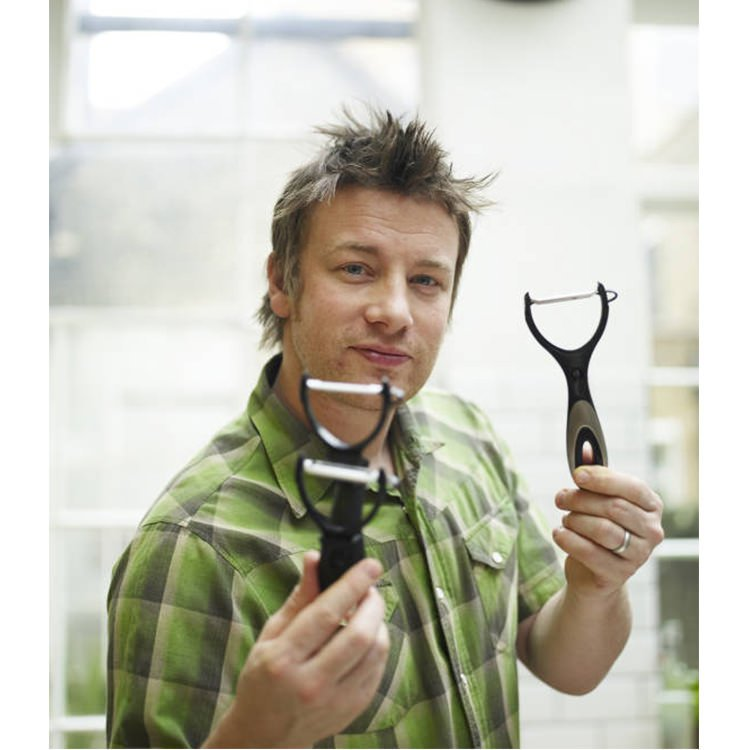 Jamie Oliver All Purpose 3-in-1 Peeler