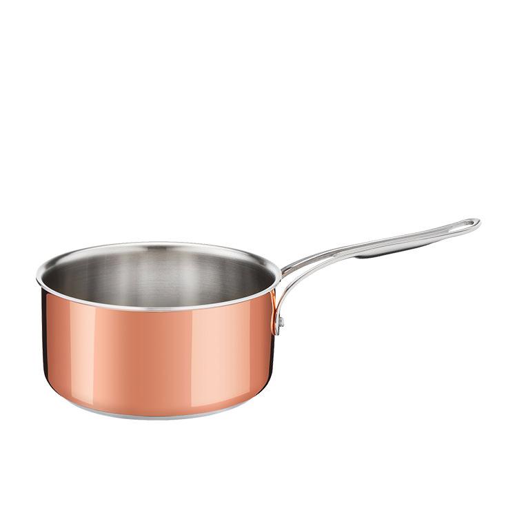 Jamie Oliver Premium Triply Copper Saucepan 20cm