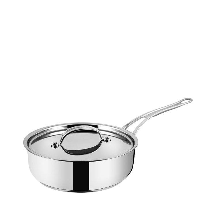 Jamie Oliver S/S Copper Professional Series Saute Pan 24cm