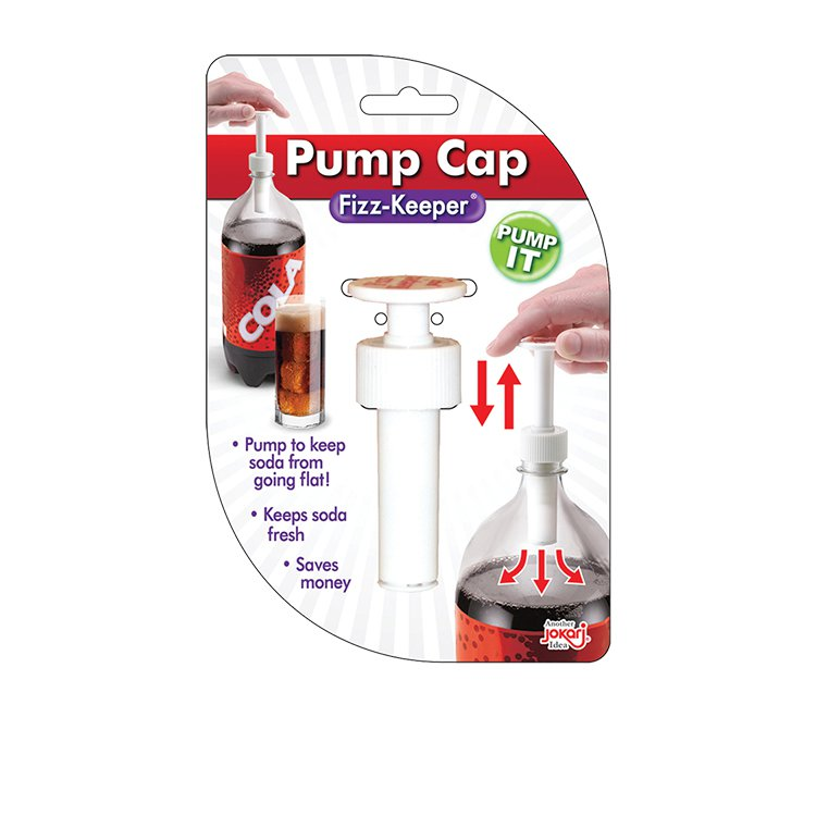 Jokari Pump Cap