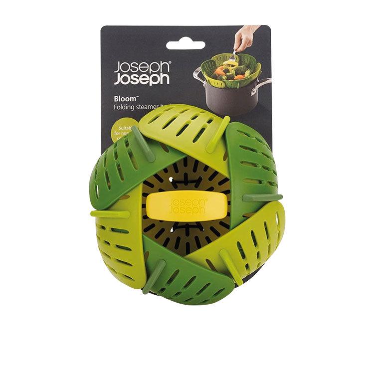Joseph Joseph Bloom Folding Steamer Basket 15cm Green image #5