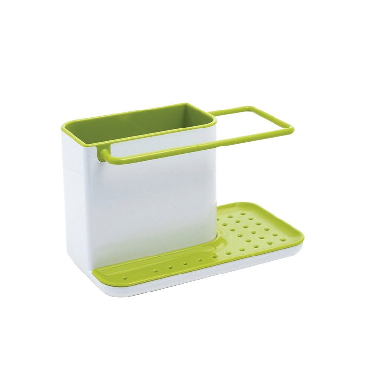 Joseph Joseph Caddy Sink Organiser White/Green