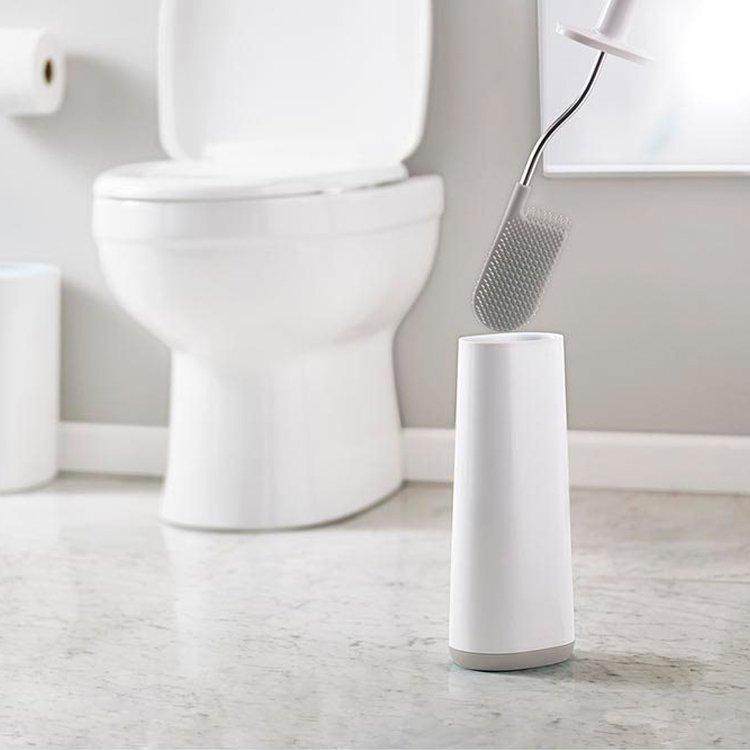 Joseph Joseph Flex Smart Toilet Brush Grey image #5