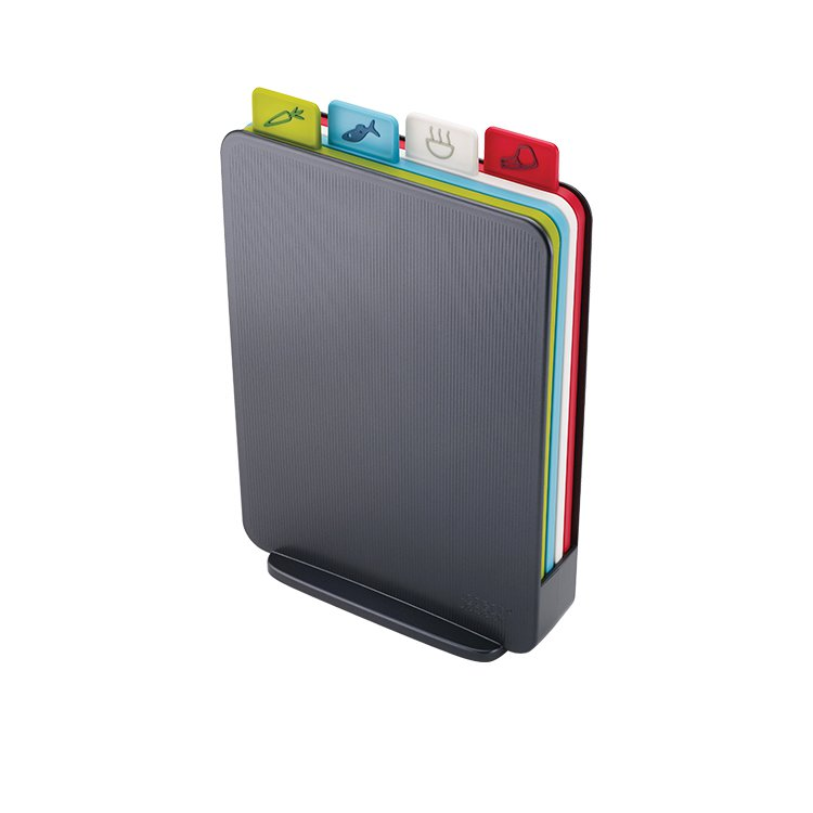 Joseph Joseph Index Compact Chopping Board Graphite