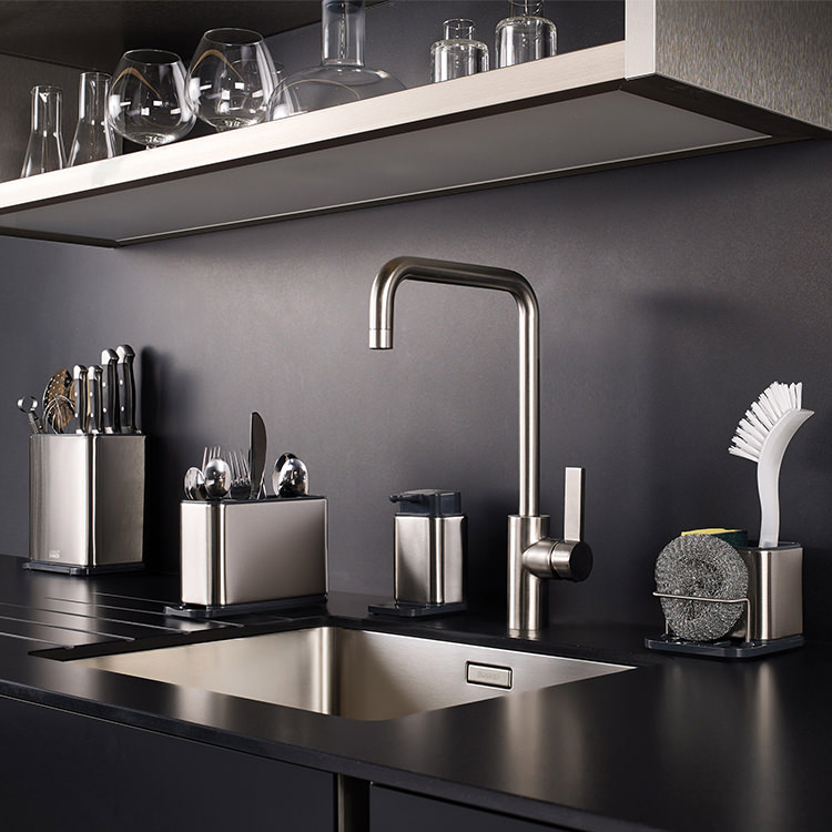 Joseph Joseph Surface Sink Tidy Stainless Steel image #6