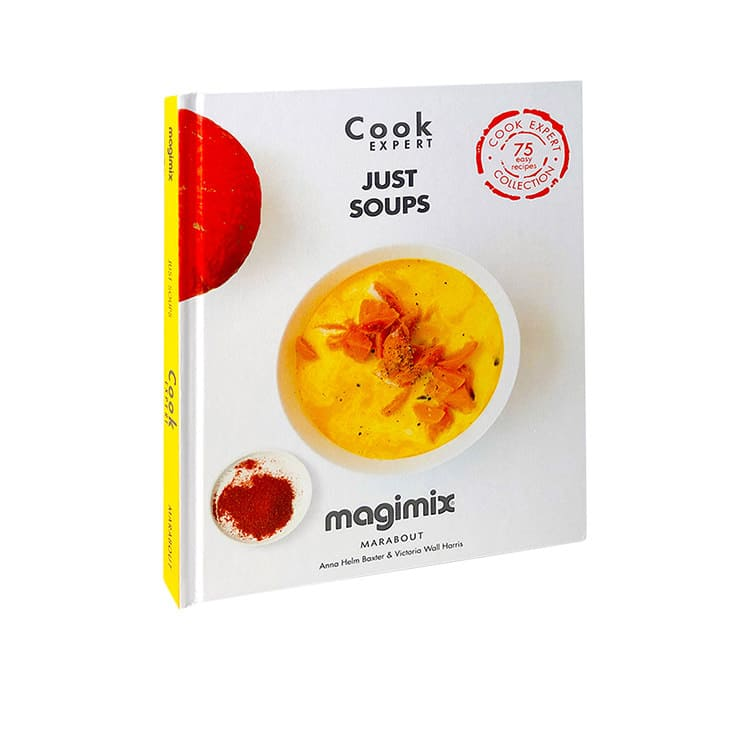 Magimix Just Soups Cook Book For Cook Expert