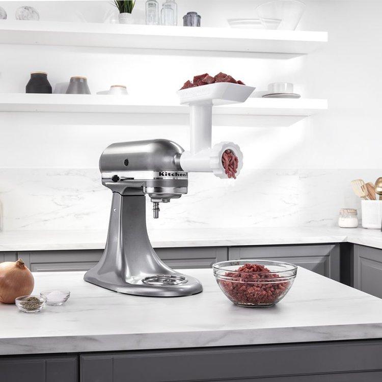 KitchenAid Food Grinder/Mincer Attachment