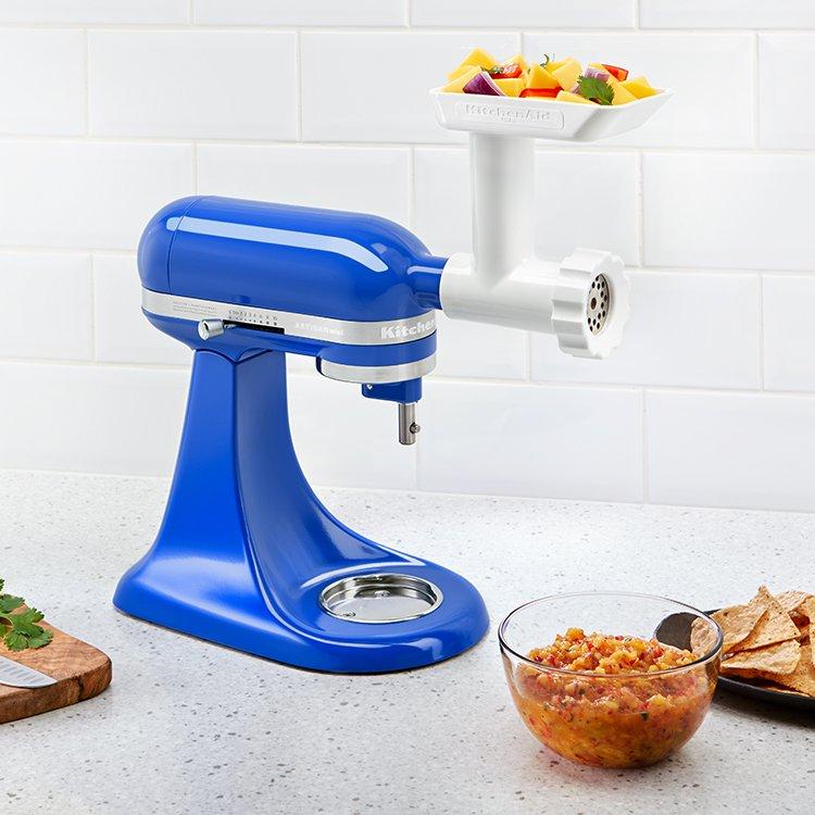 KitchenAid Food Grinder Mincer Attachment
