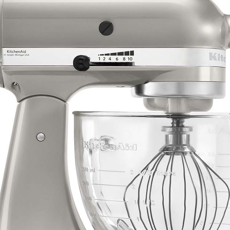Baking Cakes In Kitchen Aid High Speed Mixer