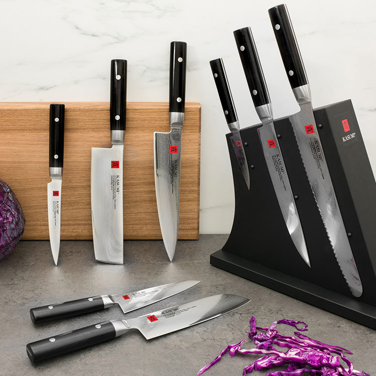 Kasumi Nakiri Knife 17cm