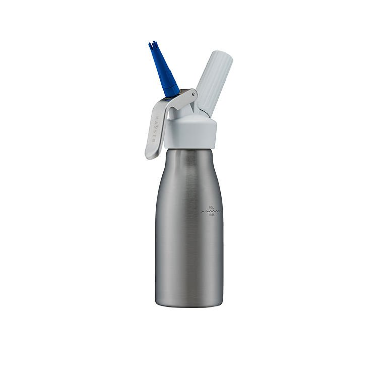 Kayser Stainless Steel Standard Cream Whipper 500ml