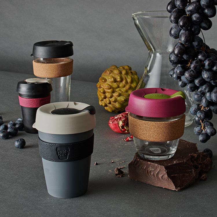 KeepCup Brew Cork Edition 340ml (12oz) Espresso