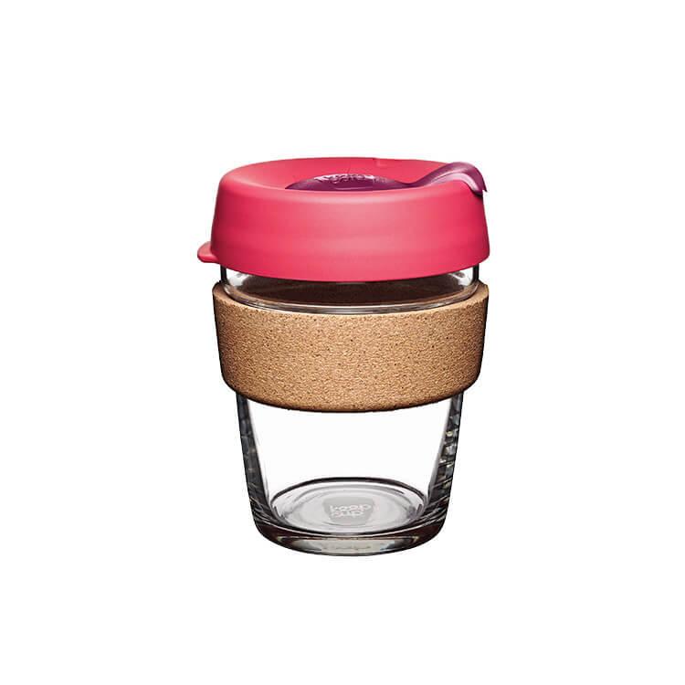 KeepCup Brew Cork Edition 340ml (12oz) Flutter