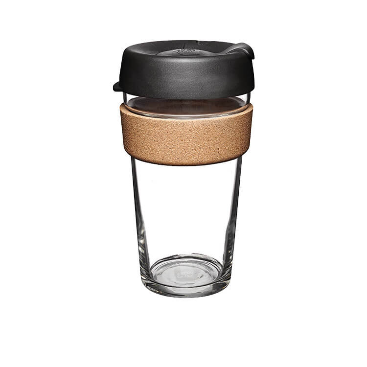 KeepCup Brew Cork Edition 454ml (16oz) Espresso