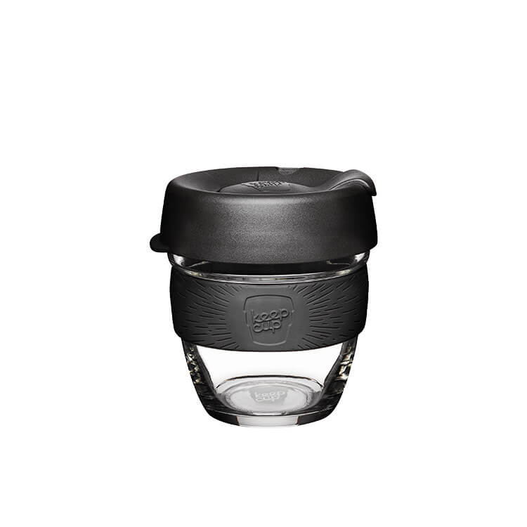 KeepCup Brew 227ml (8oz) Black