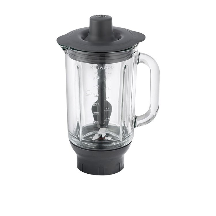 Kenwood Chef Thermoresist Glass Blender Attachment