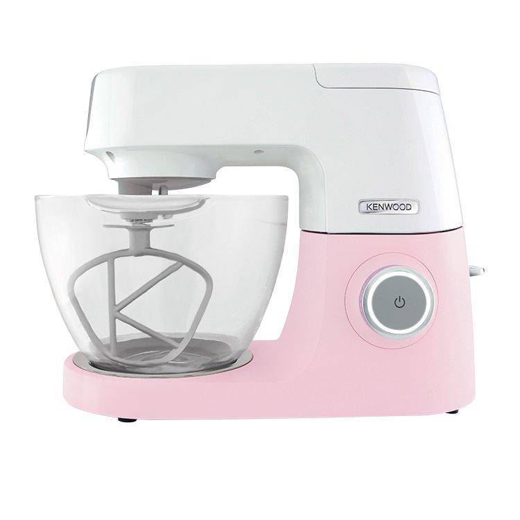 Kenwood Chef Sense Stand Mixer 4.6L Half Pink