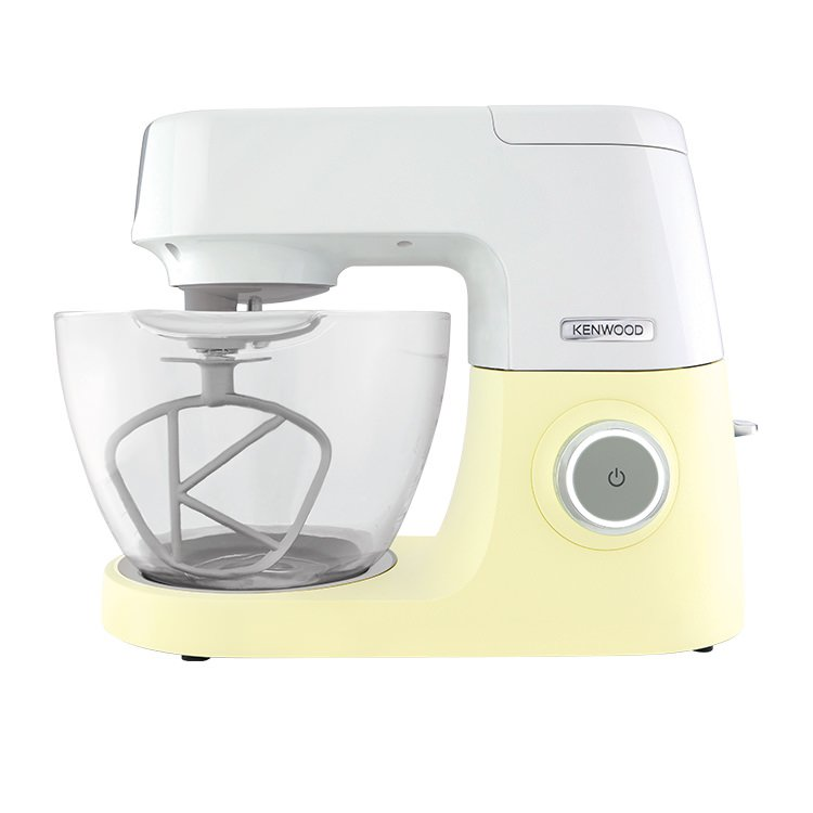 Kenwood Chef Sense Stand Mixer 4.6L Half Yellow