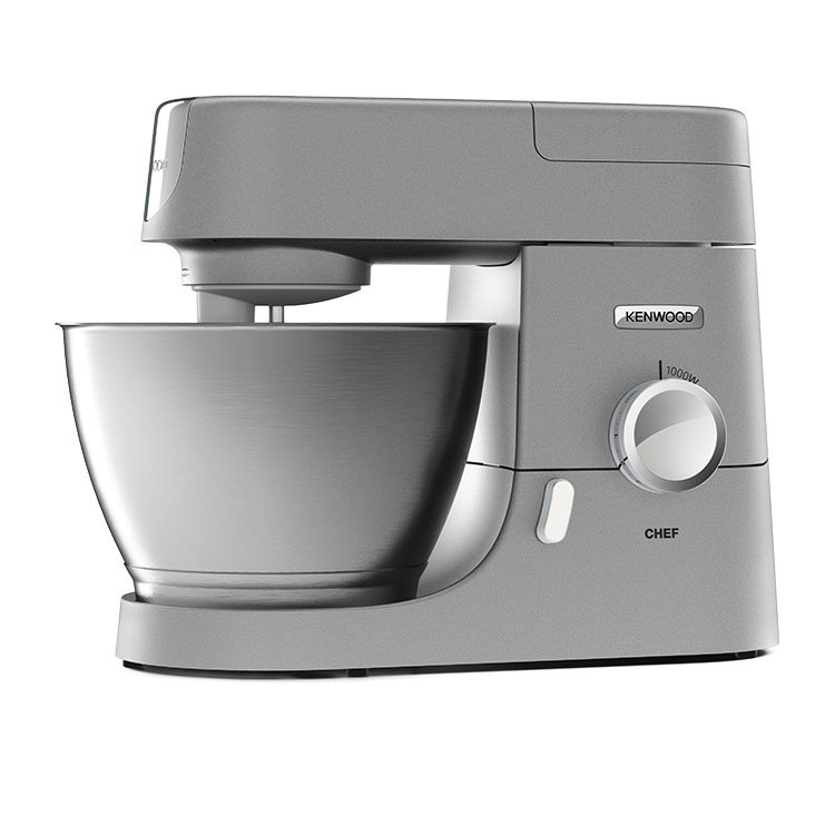 Kenwood Chef Stand Mixer Silver