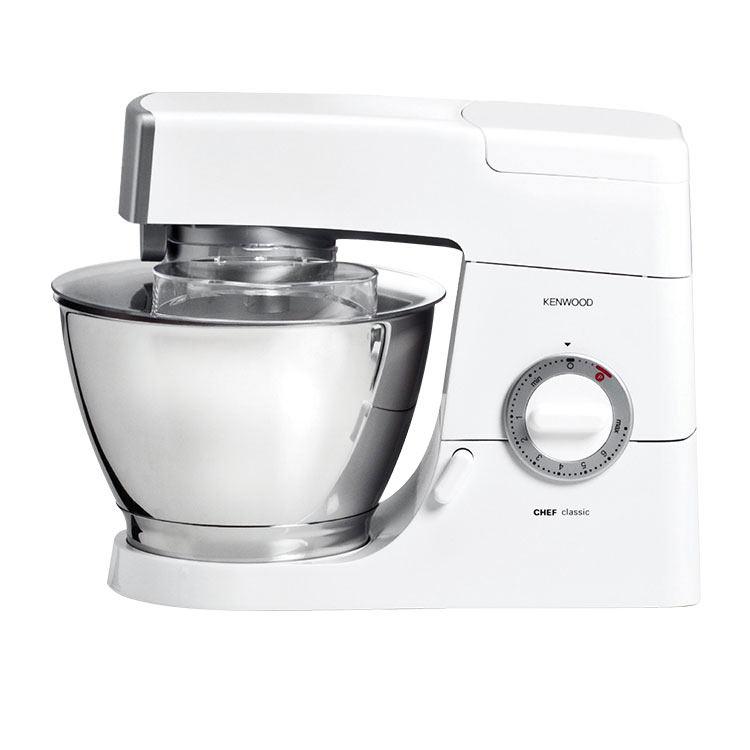 Kenwood Classic Chef Stand Mixer White