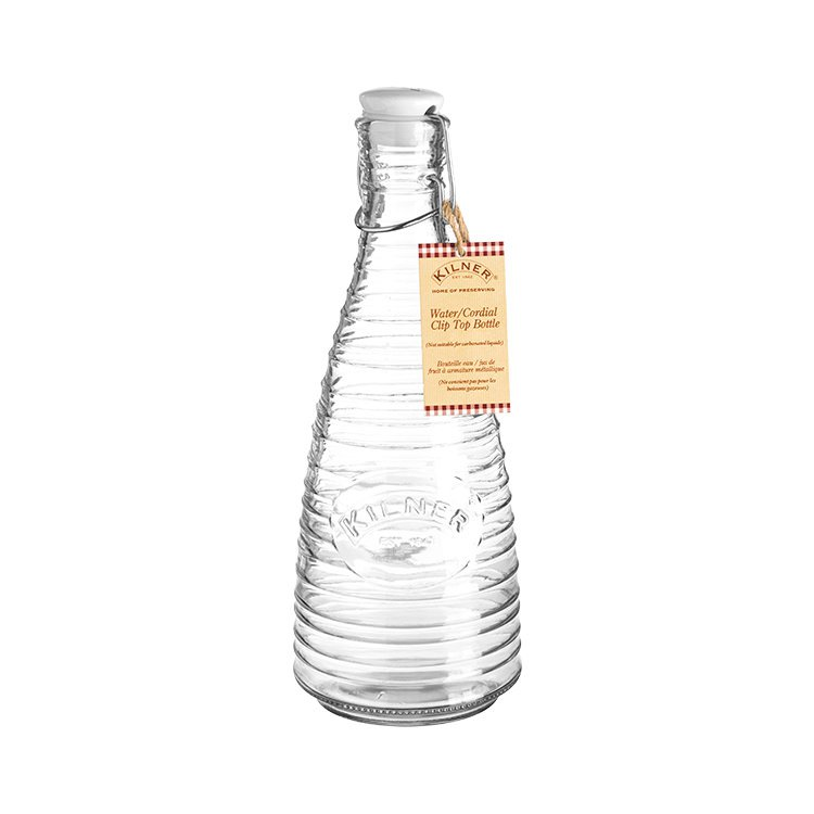 Kilner Clip Top Bottle 850ml
