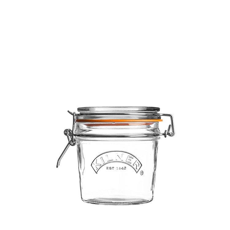 Kilner Clip Top Round Jar 350ml
