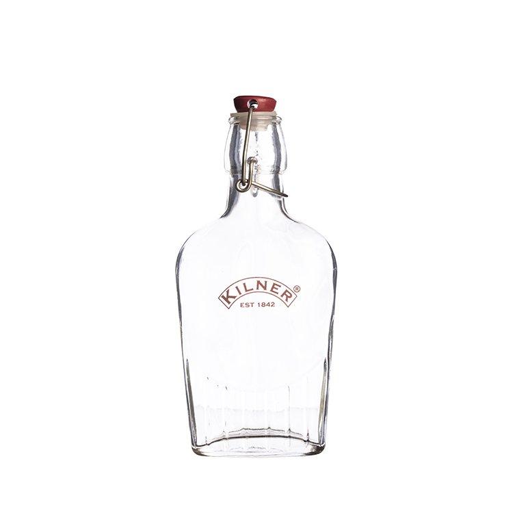 Kilner Clip Top Sloe Gin Bottle 250ml