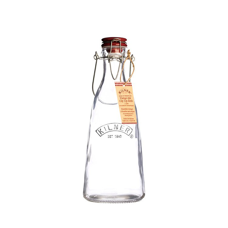 Kilner Clip Top Vintage Bottle 500ml