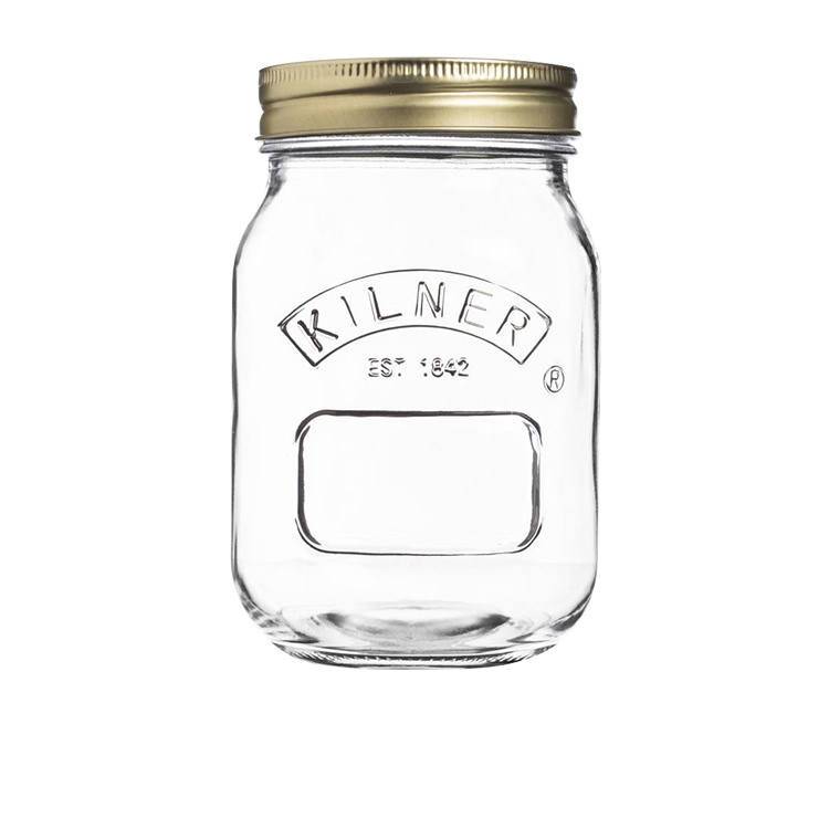 Kilner Genuine Preserve Jar 500ml Set of 6