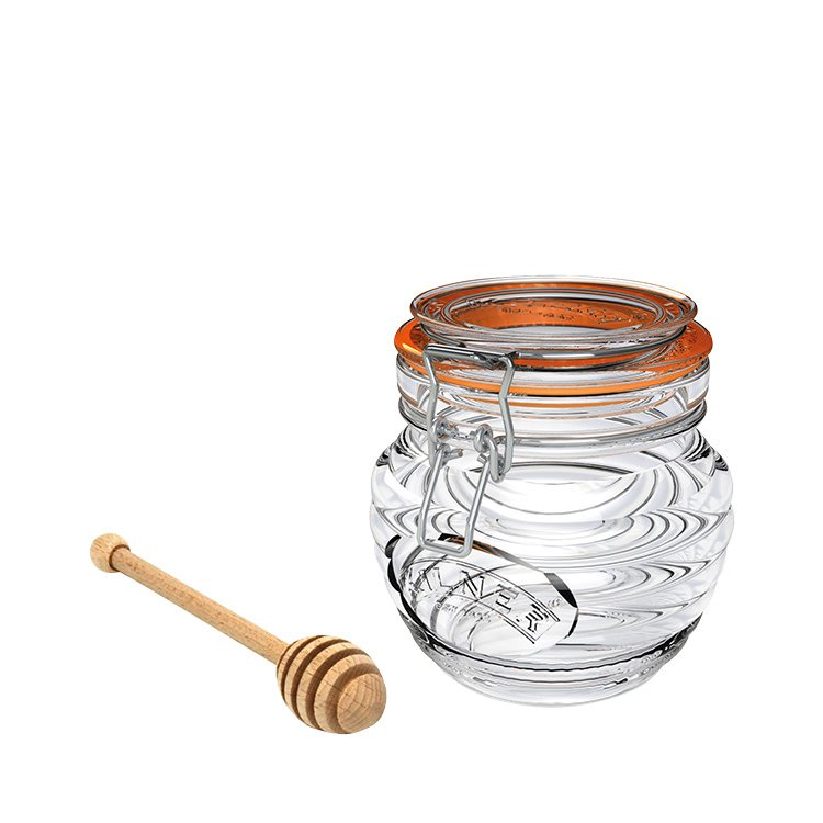 Kilner Honey Pot with Dipper 400ml