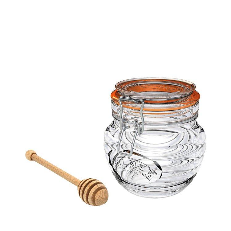 Kilner Honey Pot with Dipper 400ml
