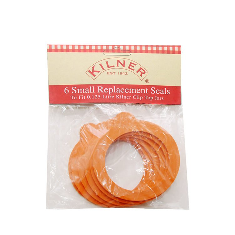 Kilner Small Rubber Seals Pack of 6