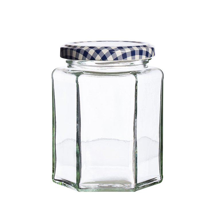 Kilner Twist Top Hexagonal Jar 280ml