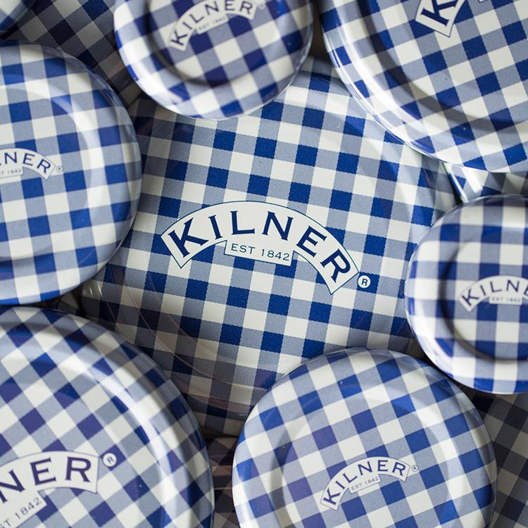 Kilner Twist Top Lids 30mm Pack of 6